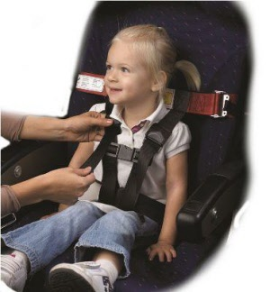 CARES aviation harness