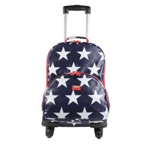 Penny Scallan Cabin Luggage - Navy Star
