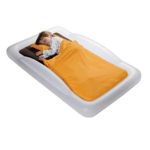 The Shrunks - Inflatable Toddler Travel Bed